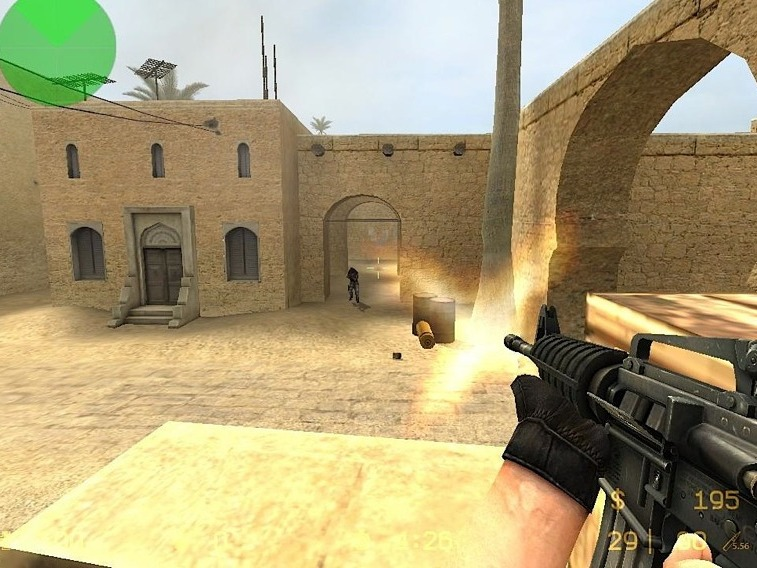 You do need a steam account that has counter-strike 16 available