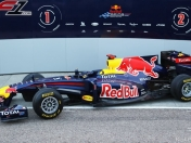 F1: Primeras fotos Red Bull RB7 2011