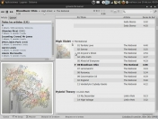 Gmusicbrowser 1.1.5 (Reproductor musical para Linux)