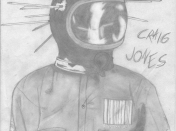 Dibujo de Craig Jones