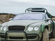 Bentley Continental Rally Edition