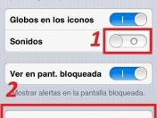 Arregla las notificaciones de Facebook iOS