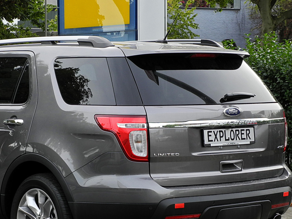 ford explorer service manual pdf