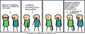 Cyanide and Happiness en Español.