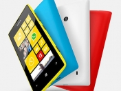 Amber disponible para el Lumia 520