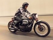Cafe Racer Style!