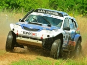 Subaru Forester, Campeón del Rally Cross Country 2011