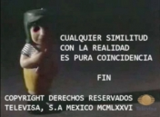 Final frustrado del Chavo del 8 + captura de los creditos?