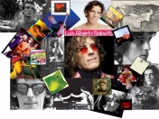 Hice 4 Collages de Spinetta para compartir
