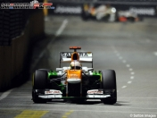 Balance GP de Singapur F1 2012 - equipo Force India