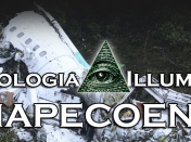 Simbologia illuminati en accidente de Chapecoense (video)