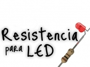 Cómo calcular resistencia para LEDs (Video)