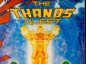 The Thanos Quest (comic parte 2)