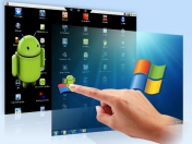 las apps de Android en una PC