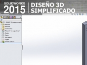 SolidWorks 2014 Tutorial Gato de Taladro Base