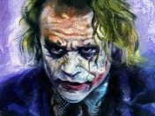 Fanatismo por Joker de Heath ledger