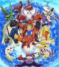 Digimon evoluciones de guilmon .