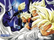 Wallpeapers de dragon ball Z