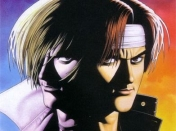 King of Fighters '95 , Galeria De Arte Y Personajes