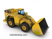 Transformers:Constructicons Papercraft
