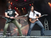 Dragonforce: Through The Fire And Flames