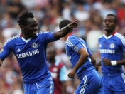 Chelsea 3 West Ham United 1