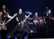 Incidentes en el show de Metallica en Chile
