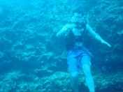 Buceo San Andres, Colombia