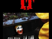IT 2 - Nueva Version Argentina:El payaso mas terrorifico