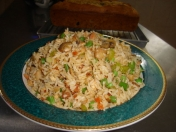 Arroz Frito¡¡¡¡ Perfecto