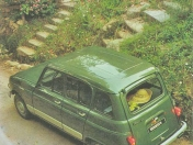 Renault 4 S 1981