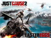 Just Cause 2 Easter Eggs
