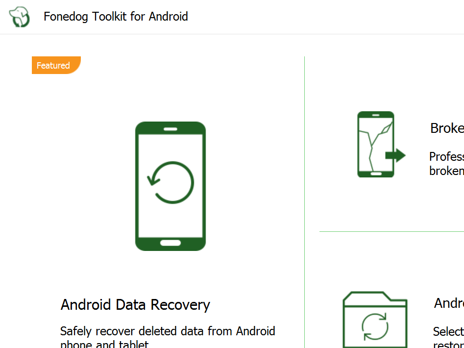 How to Recover Photos from Gallery of an Android Phone