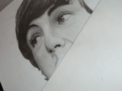 Paul McCartney: Mi dibujo