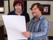 Jack Black aparecio en un video de Botman