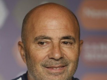 Ya estan los 35 de Sampaoli! published in Deportes
