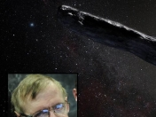 Hawking: Asteroide interestelar podría ser una nave alien