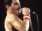 Fotos de Freddy Mercury en su mejor epoca