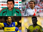 "Los nominados al ""11 ideal de América"""