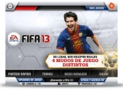 FIFA 13 para iPhone y iPad ¡Alucinante!