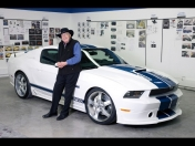 2011 Ford Mustang Shelby GT 350
