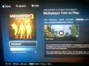 Uncharted 3 Multiplayer Free-to-play!!
