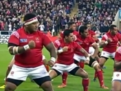 Video: El Sipi Tau de Tonga ante el Haka de los All Blacks