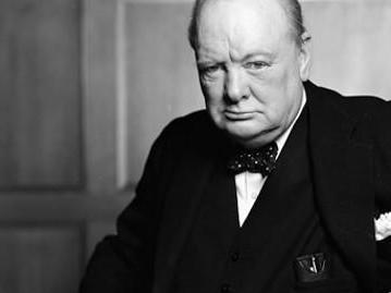 Las peores citas de Winston Churchill published in Info
