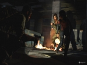Nuevo gameplay The last of Us Los zombies!