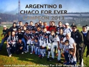 Chaco For Ever Ascenso Completo