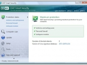 Antivirus NOD32 yEset smart security