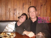 Las fotos de Tom Hanks con un extraño fan