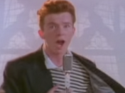 Canciones del recuerdo:Never Gonna Give You Up-Rick Astley