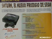 Retro Informe - Sega Saturn 1995 + video + traduccion